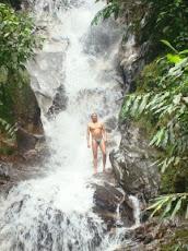 Disfrute de cascadas y arroyos.
