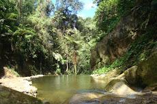 Piscinas naturales en Montefiore
