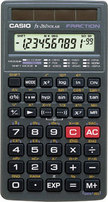 Calculator: Casio fx-260solar