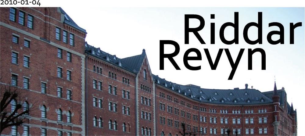 Riddar Revyn