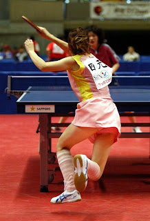 The directive to get sexier came also in 2007 during the Women's World ...