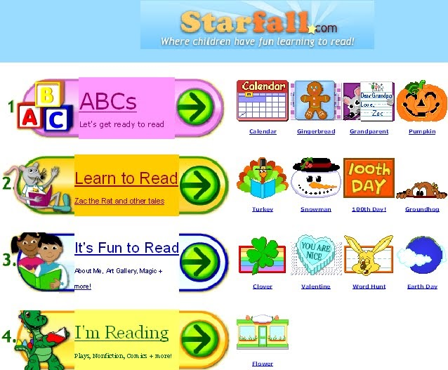 teacher sunny u0026 39 s tesol blog  starfall com