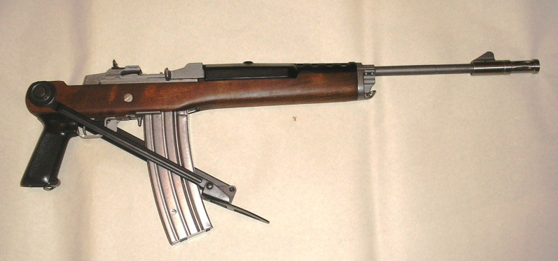 Lost Liver M14 And Mini 14 Folding Stocks