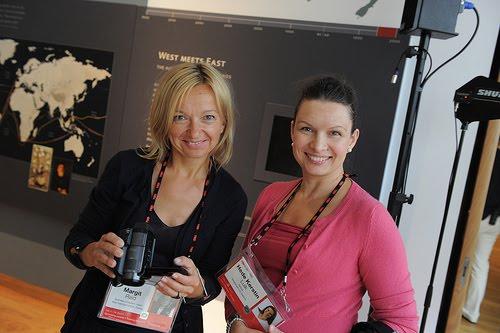 Hede & Margit TEDGlobalil