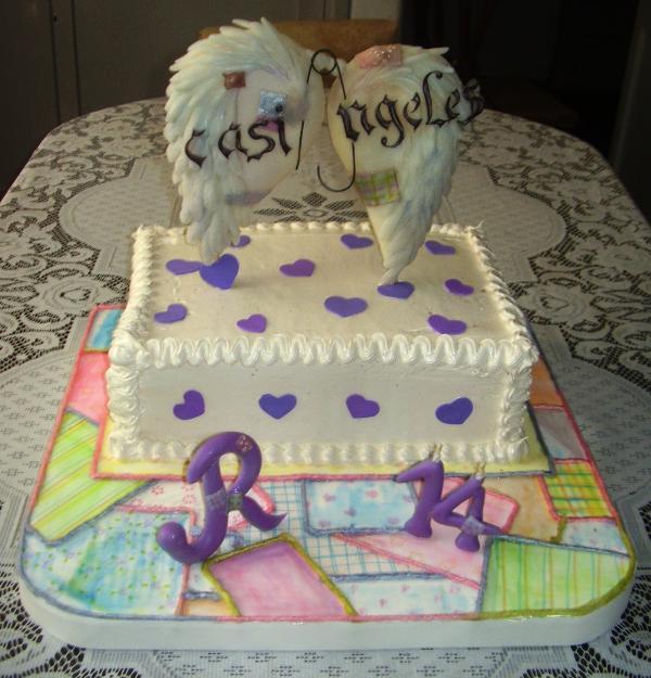 Fotos de tortas o pasteles de bodas | Boda Hoy
