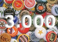 3.000 TXAPETARA IRITZI NAIZ. Ya he llegado a las 3.000 txapas.