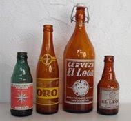 Mi colección de botellas