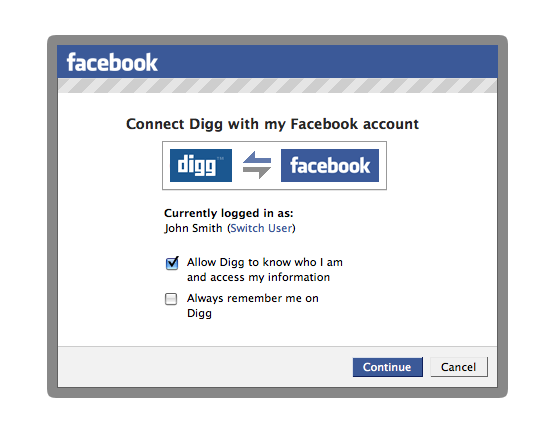 Facebook login problems and phishing threats can be avoided