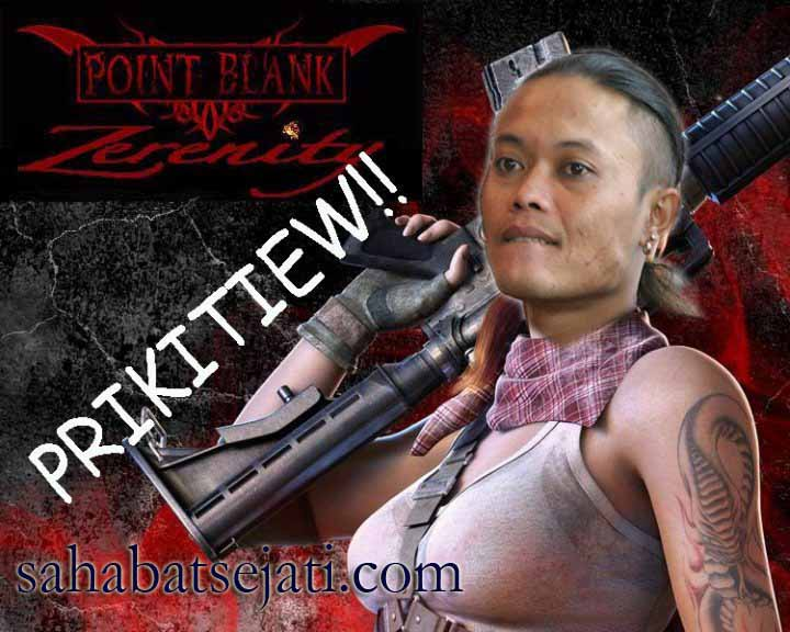 point blank indonesia. foto point blank indonesia.
