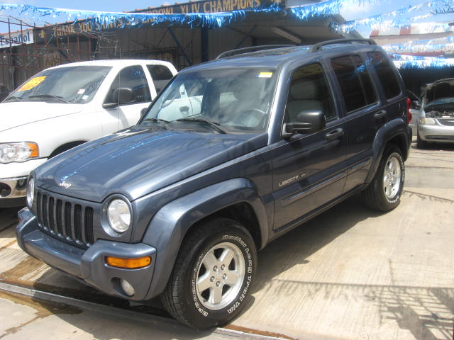 2002 Jeep Liberty Limited Edition, $8795.00