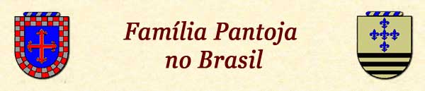 Família Pantoja no Brasil