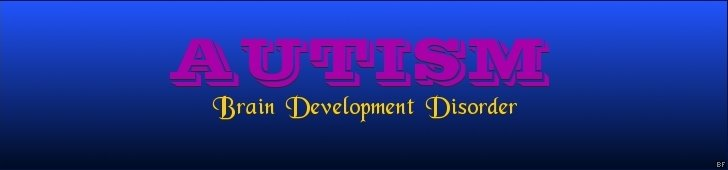Autism, Brain Development Disorder