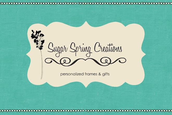 Sugar Spring Creations