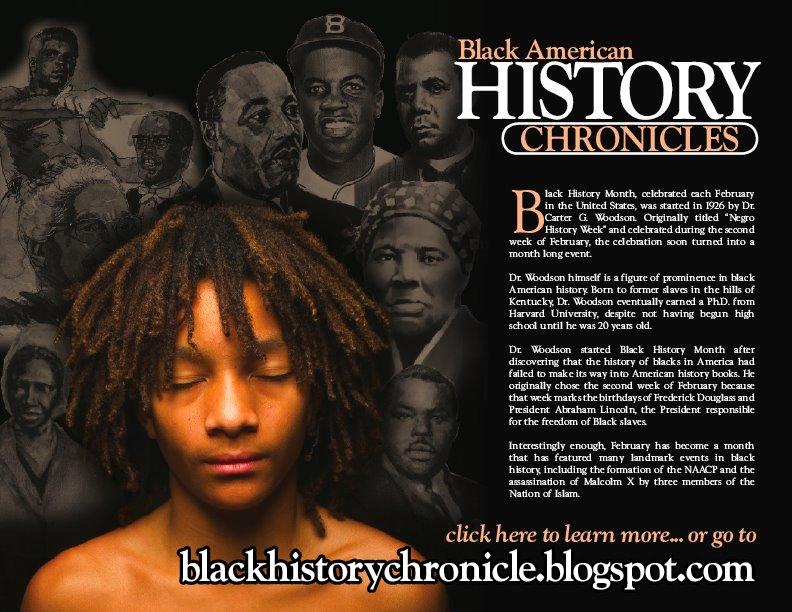 Black History Chronicle