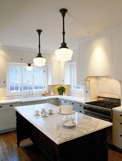 Designer decor school house lighting - Schoolhouse lights kitchen ...