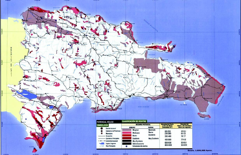 Gu a inmobiliaria mapa potencial eloico for Guia inmobiliaria