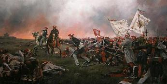 Batalla de Oriamendi - 16-3-1837