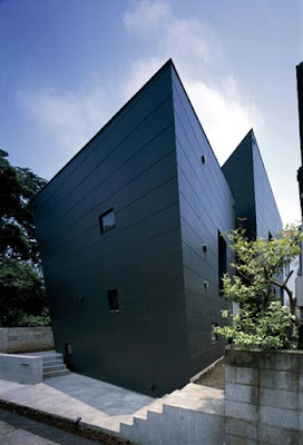 the new culture modern japanese architecture