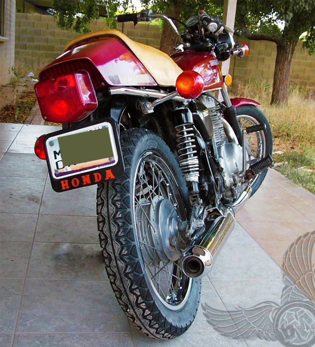 Honda Cj360t For Sale Bikermetric