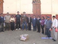 El 11 de noviembre en Aucampi - Yauyos.