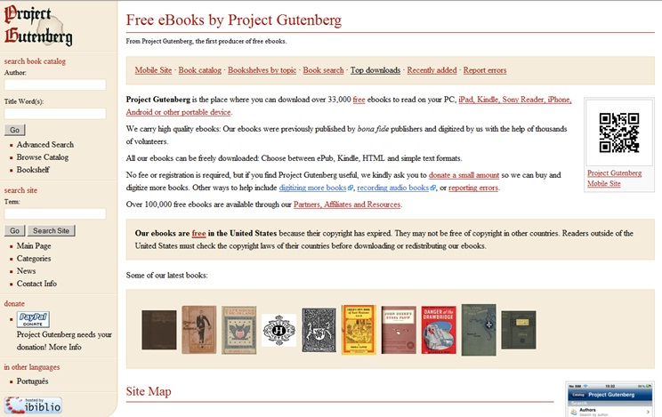 project gutenberg kindle How to load up your kindle with non-amazon ebooks try project gutenberg keep your kindle's wireless connection turned off unless you need it.