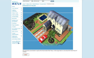 environmentally friendly house green approach interactive save water energy