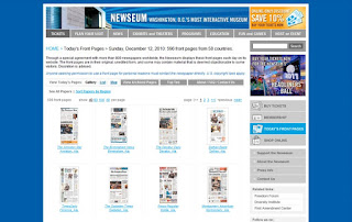 newseum world newspapers front pages daily world news