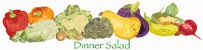 Dinner+Salad+Icon Salade Nicoise   A Dinner Salad