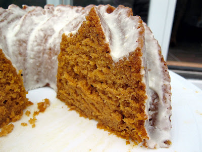 Spiced Pumpkin Bundt Cake, Preferably Naked | The Spiced Life