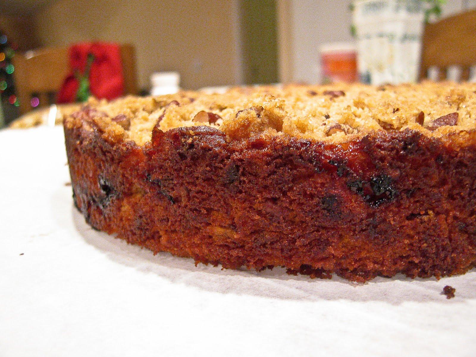 orange pecan coffee cake recipe yummly cranberry orange pecan coffee ...