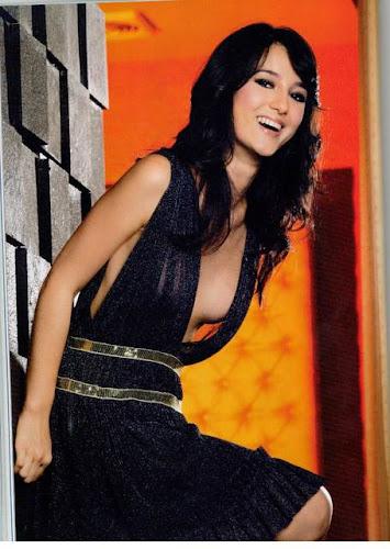 hot seksi artis indonesia Julie Estelle Picture Celebrity Style