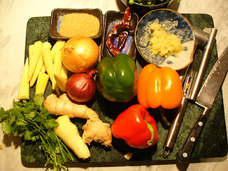 vegetables for sir frying