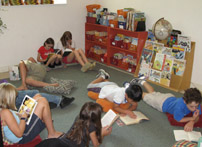 Inventors reading