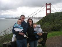 Nathan, Stacey, 'Baby' Katelyn & Baby Sarah