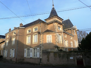 chateau a vendre onville