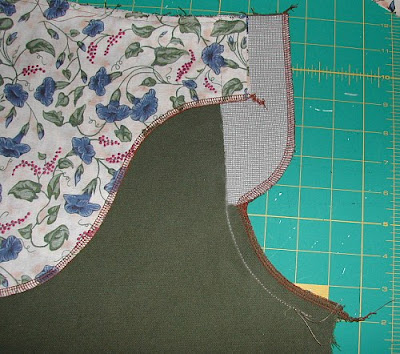 Stitches and Seams: Back to sewing (Jeans, Installment #1)