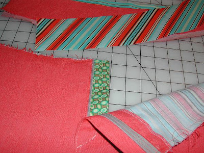 Actual Sewing Going On (and other stuff)
