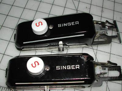 Stitches and seams singer buttonholer part deux