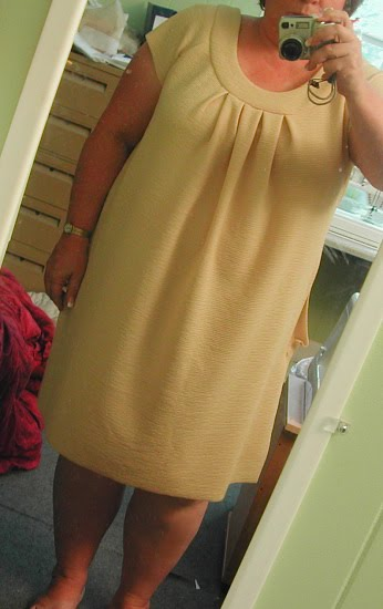 May Have a New Dress In Time After All
