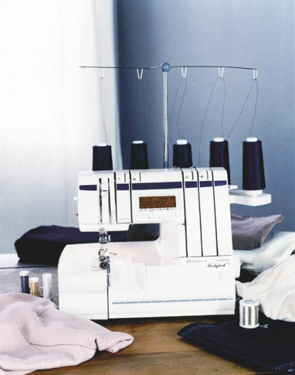 Review: Viking 936 Serger