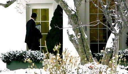 Show Obama The Door!