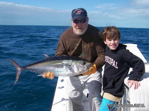 Inshore florida offshore anywhere lower keys key west for Keys fishing report