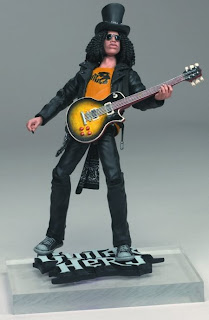 Guitar Hero Slash 10-inch figure