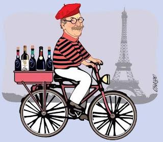 Saul em Paris, por Osvaldo Pavanelli