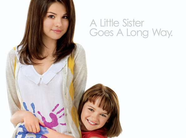 Here it is One of Selena Gomez movie. And I love this movie *so what??* ^^