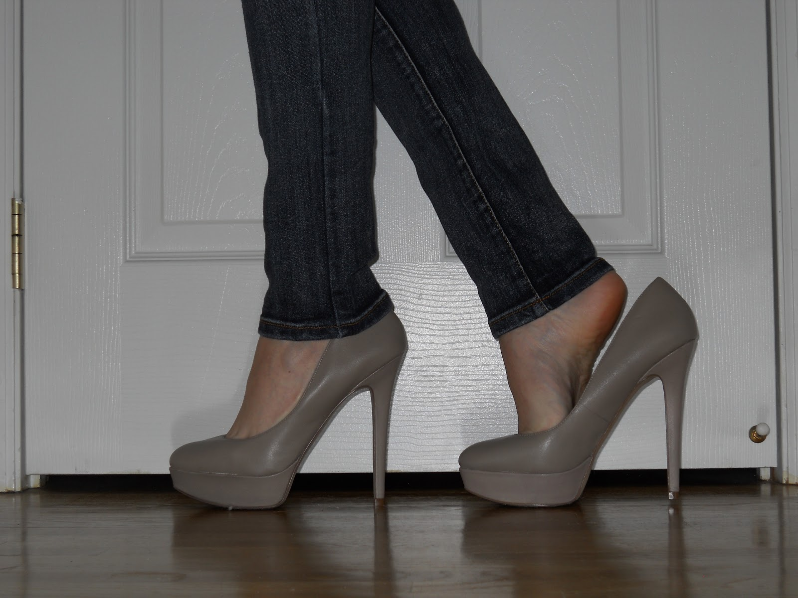 my pumps: