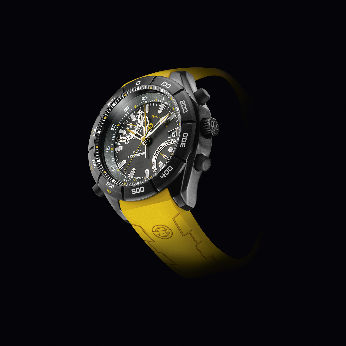 Downforwhatever timex expedition e altimeter for Expedition watches