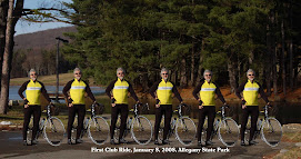 First Club Ride of 2008