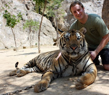 Me and HUGE tiger