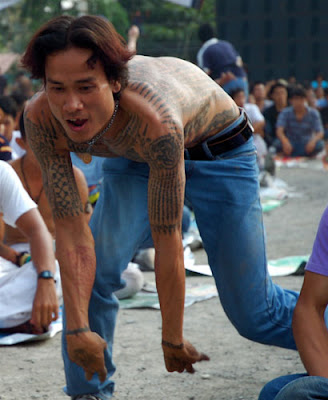Thailand's sacred tattoos - sak yant - so much more than skin art.